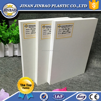 pvc foam sheet 1220x2440mm outdoor building material plastic decorative 12mm 8mm