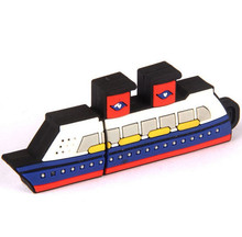 Personalized usb flash drive Ocean ship Paypal accepted