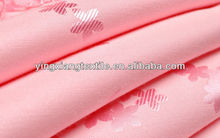 100% cotton jacquard fabric for beddings