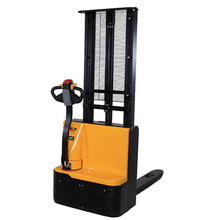 Sunrise 1 Ton Electric Pallet Stacker LES-10E Rider Walkie Type Electric Battery Forklift