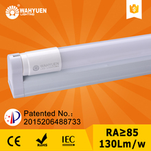 free sample 130 lux 18w PC t8 integrated tube light with ce rohs iec t8 led tube light