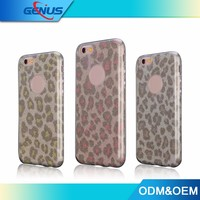 New product leopard tpu mobile phone case for iphone 7 ,for samsung galaxy note 7