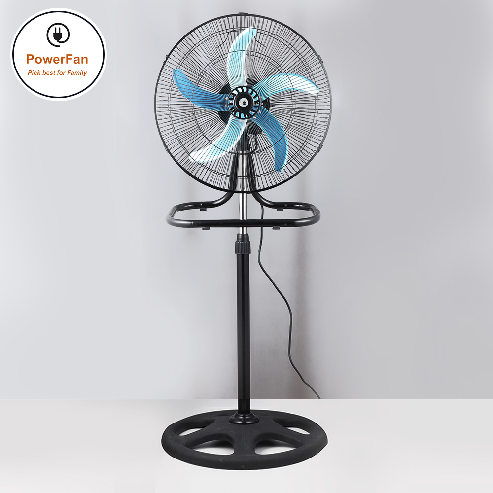 Cheap New Design 220V Electrical Floor Fans Large 18 Inch Industrial Fan