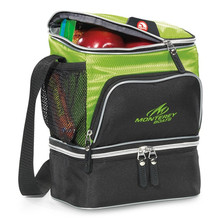 Leak Resistant Insulated Cooler Bag Children Lunch Box