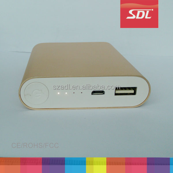 Cheap Shenzhen China mobile phone battery factory 8800mah power bank for iphone 5