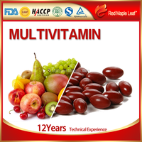 Health Care Products Multivitamin Softgel Capsules