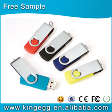 factory wholesale cheap price swivel usb flash drive 2gb 4gb 8gb flash memory usb