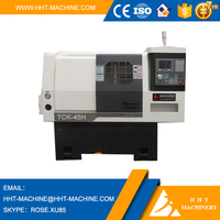 TCK40L Cheap Price Heavy Duty CNC Lathe Machine with Tailstock