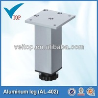 Hight quality aluminum furniture table leg