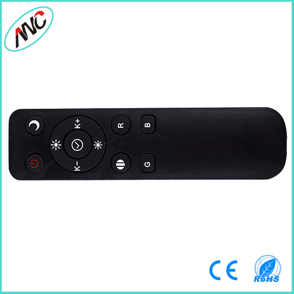 Customized cheapest google android tv dongle mk808 rc11 air mouse 2.4g for box