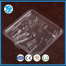 Healthy Thermoformed Plastic Candle Clamshell Packaging