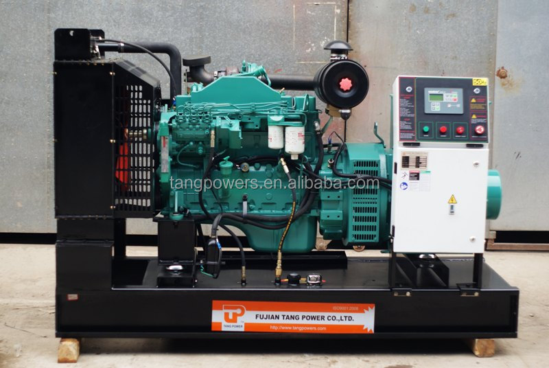 200kw CCEC or DCEC engine micro hydro power generator 250kva (range from 25kva to 1500kva)