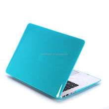factory direct sell hard case for macbook in PC material hard case cover for macbook