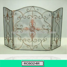 Hot Sale Wire Mesh Fireplace Screen Fireplace Accessaries
