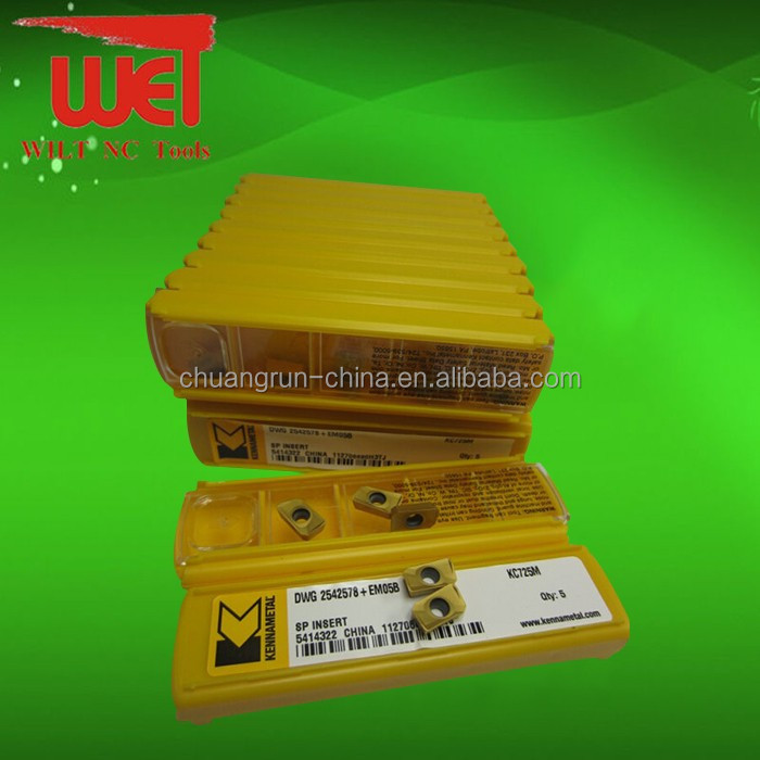 Guangdong Kennametal Carbide Inserts