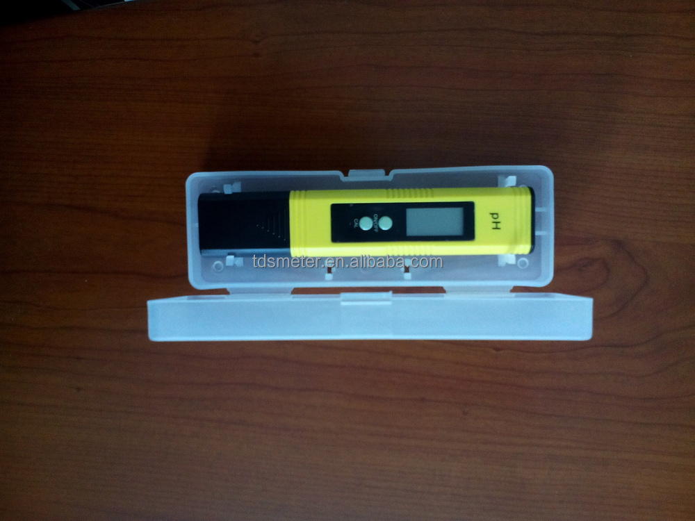 good quality temperature ph tester portable ph meter