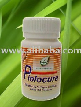 Pielocure - Herbal remedy for piles treatment