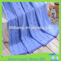 best quality bamboo fiber towel, gift towel,home towel printed