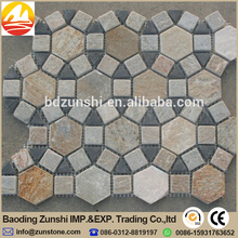 China Manufacture Fashion Design Stone Mosaic For Bathroom Decoration