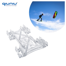 GoPro Accessories Transparent Kite Line Mount Sports Camera Kite Lines Holder Adapter for Go Pro HERO 1 2 3 3+ 4 Sports Camera