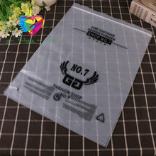 2018 custom printed Ziplock Reclosable Ploy clear Plastic Bags