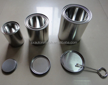 Empty Metal Cans