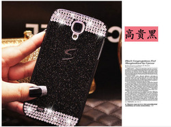 Shiny crystal luxury bling mobile cases cheap cell phone cases for iphone 6 6plus