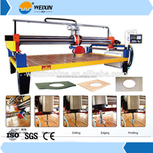 Granite Marble Bridge Saw Stone Table Processing Machine
