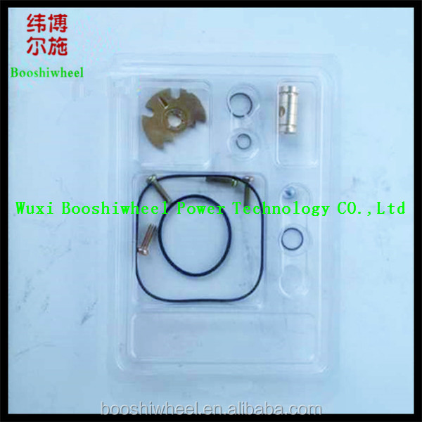 Repair Kit GT17 TURBO repair kits GT1749 GT17 1118300ABY 822158-0002 turbocharger from wuxi manufacturer