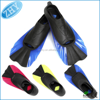 Professional High Quality Silicone Swimming Diving Fins
