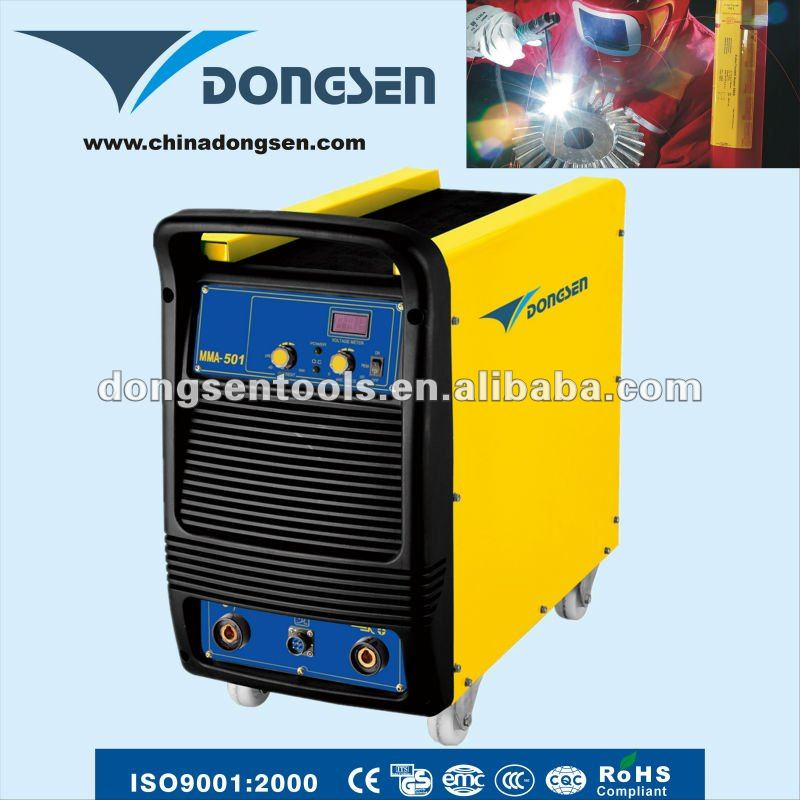 MMA-501 IGBT Module Type welding machine remote control