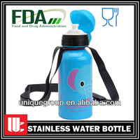 OEM Factory Making FDA SGS Approved Children Aluminum Canteen