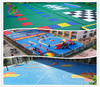 Interlocking Plastic Flooring/Flat Surface Indoor Plastic Flooring/PP Plastic Flooring