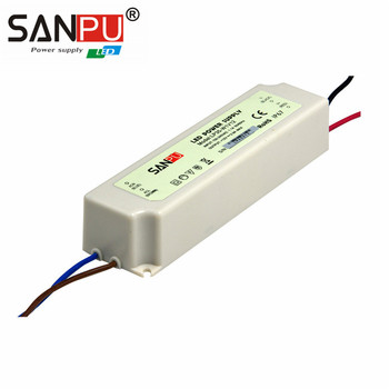 AC 110/220V 30w 24v constant voltage waterproof led driver led drivers waterproof 24v 30w