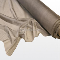 RFID /HF/ LF blocking fabric Transparent 50dB RF Shielding Fabric