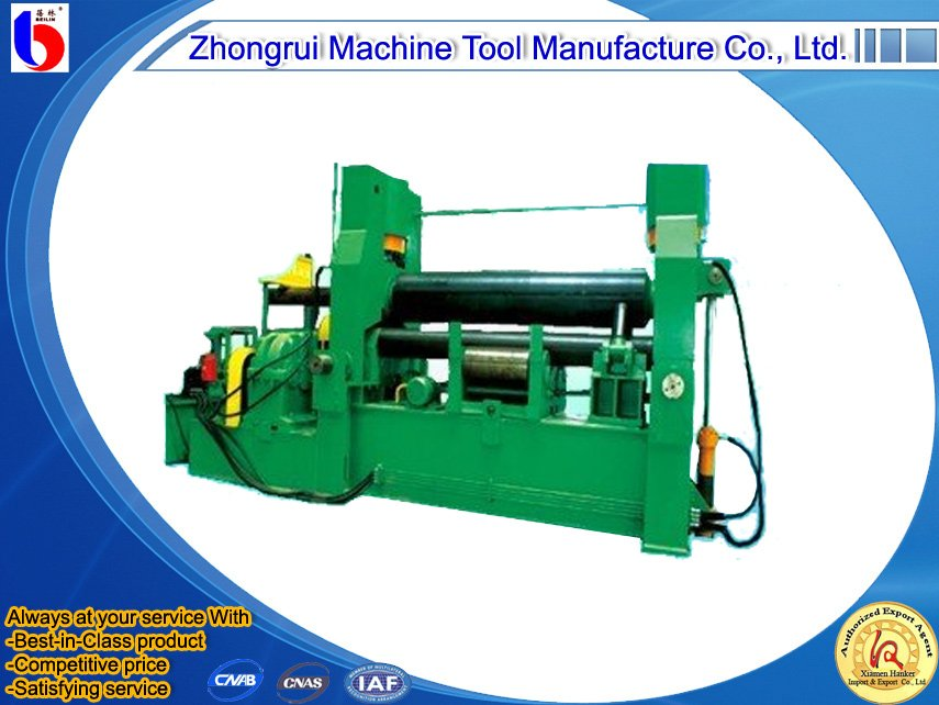 W11S-12*2000 3 roll Cone Bending Rolling Machine for sheet metal with good price