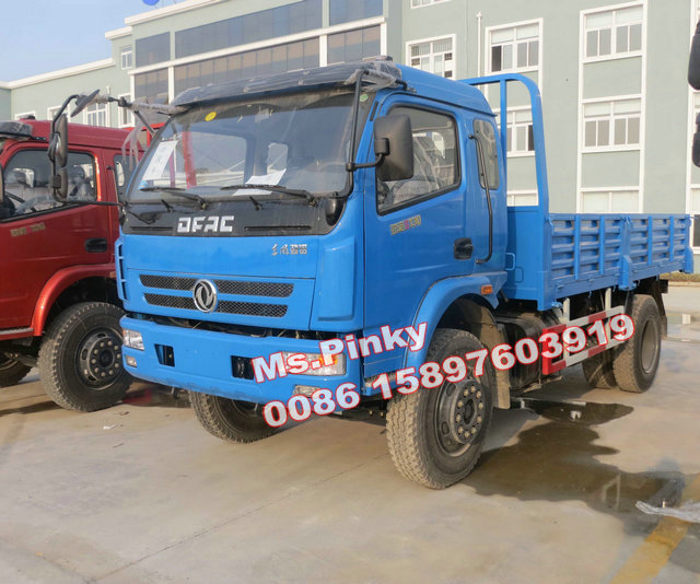 Dongfeng Cargo Trucks 10Tons Lorry Truck For Sales
