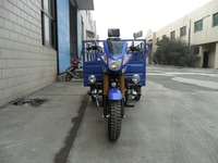 China Supplier 150cc 200cc 250cc Three Wheel Cargo Tricycle Cargo Use For On Sale