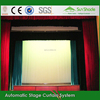 Velvet church curtain decoration Hot Sale Flame resistant curtains for church curtains