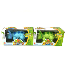 CARTOON ELECTRIC DRAGON TRIANGLE DINOSAUR WORLD TOYS
