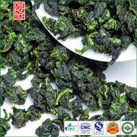 Chinese tea leaves Tieguanyin oolong tea