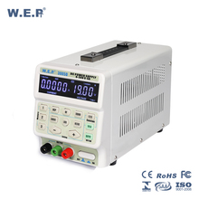 WEP 3005D Precision Variable Adjustable 30V 5A Single Output Switch Regulated DC Power Supply