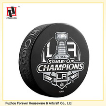 wholesale cheap custom rubber ice hockey puck