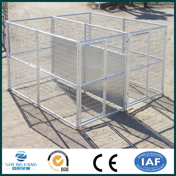 2.8mx1.5mx1.8m large welded dog cages dog run kennels