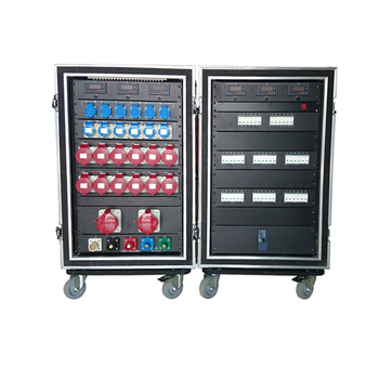 Power management distribution board for pro audio