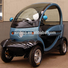 electric car electric tricycle electric golf car 4 wheel electric scooter mobility scooter for adults 1000w 60v/32ah 2 seat