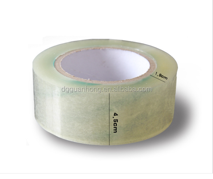 Good Adhesion BOPP Stationery Tape for Students Using with Many Size
