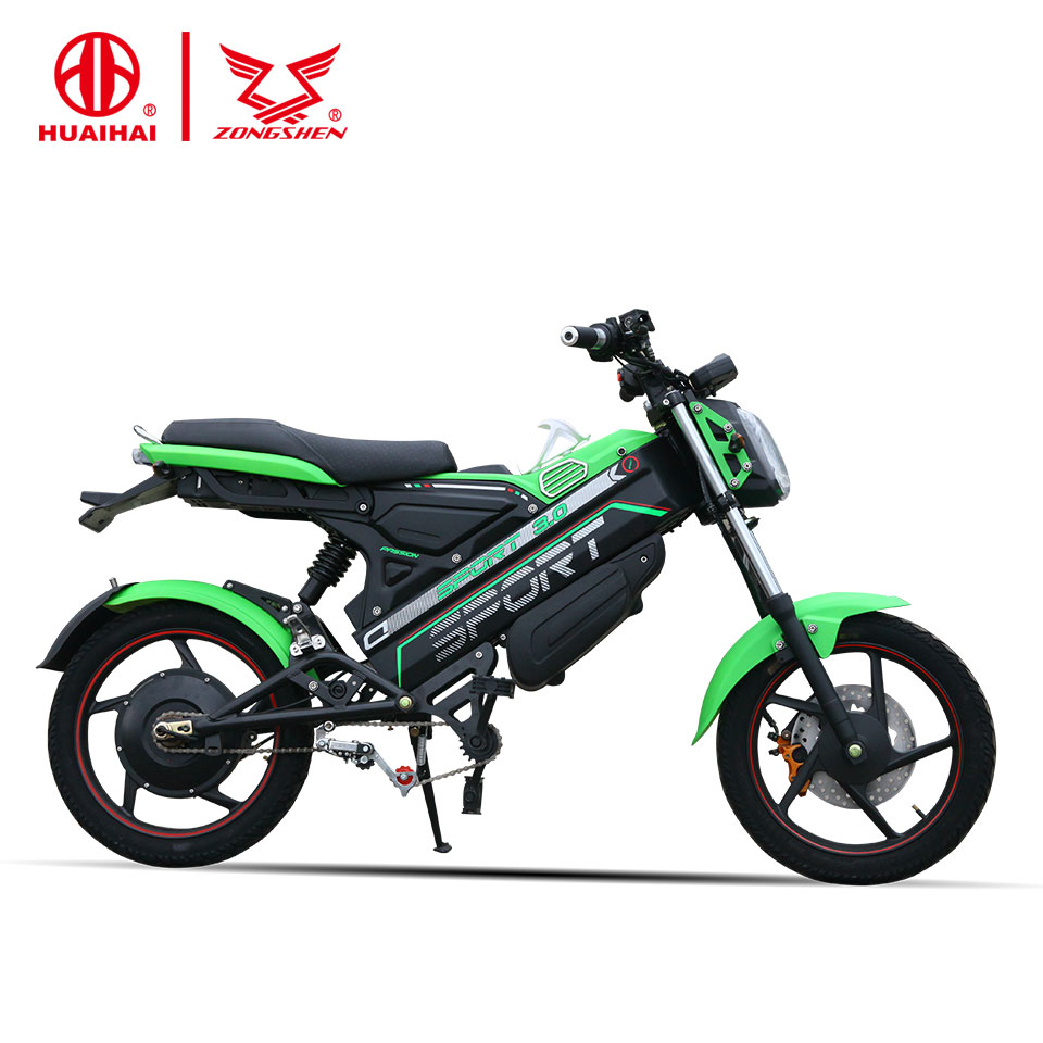 CE certification chinese best electric motorcycle wholesale prices 48v500w from zongshen china