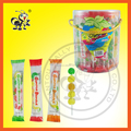 5 IN 1 GUMMY SOFT CANDY BALLS BUNCH STICK