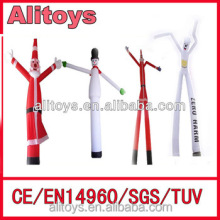 Ali Christmas decoration inflatable sky dancer/Inflatable Advertising